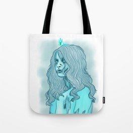 Ghost Princess Tote Bag