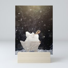 Angel Breaking Free Mini Art Print
