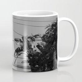 Telephone Wire/Palms (El Salvador) Coffee Mug