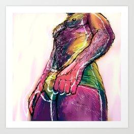 Phaser Art Print