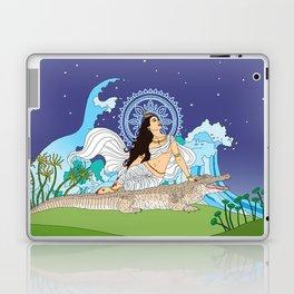 Ganga of the Himalayas Laptop & iPad Skin
