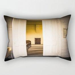 Faith of Our Fathers Rectangular Pillow