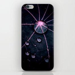 big drop abstract XIV iPhone Skin