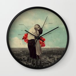 NeverForever Wall Clock