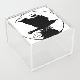 Black Water Acrylic Box