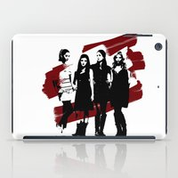 pretty little liars iPad Cases featuring Pretty Little Liars by Rose's Creation