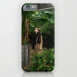 Transition from Summer to Winter iPhone Case