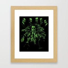 """John """"the One"""" Wick Framed Art Print"""