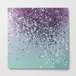 Summer Love Glitter #3 #shiny #decor #art #society6 Metal Print