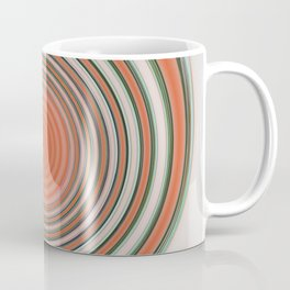 Spiral Abstract Coffee Mug