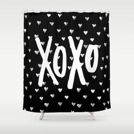 XOXO Shower Curtain