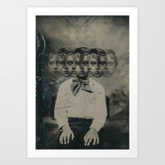 Mentalism (2015) Art Print
