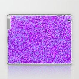 Zentangle Mandala Laptop & iPad Skin