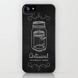 Artisanal Mason Jar iPhone Case