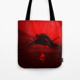 Out Of Body Tote Bag