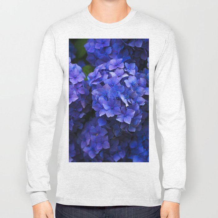 Hortensia Long Sleeve T-shirt