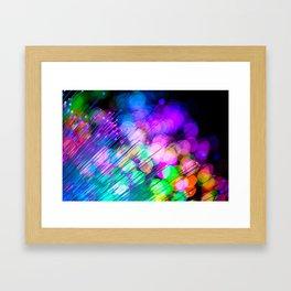 sidenote Framed Art Print