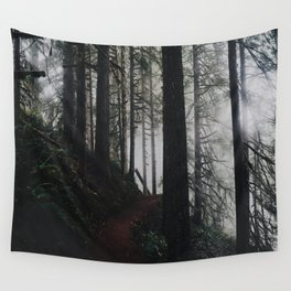 Happy Trails VI Wall Tapestry