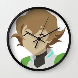 Pretty Pidge - Voltron Legendary Defender Wall Clock