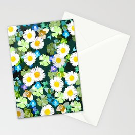 The arrival of spring Stationery Cards