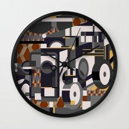 Classic Car 02 Wall Clock