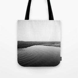 The Pool & Horizon Tote Bag