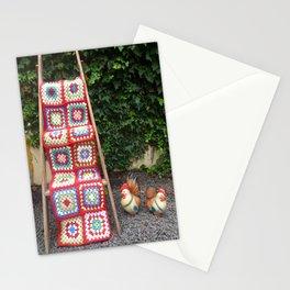 Granny Blanket Stationery Cards