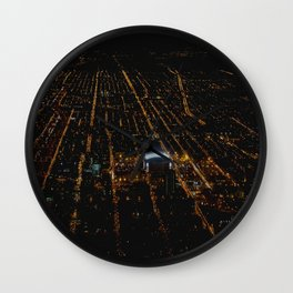 United Center: A Standout Arena (Chicago Architecture Collection) Wall Clock
