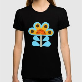 swedish flowers T-shirt