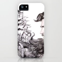 Sailor's Beard iPhone Case