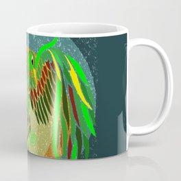 Earth Phoenix Coffee Mug