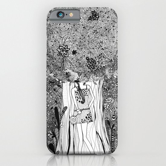 Under The Tree iPhone & iPod Case