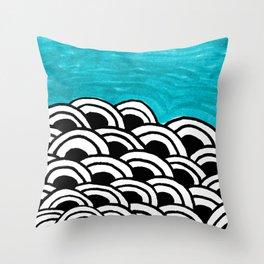 Sketchbook Bink 29 Throw Pillow