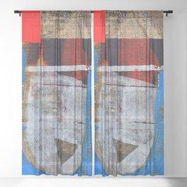 Chuiok Sheer Curtain