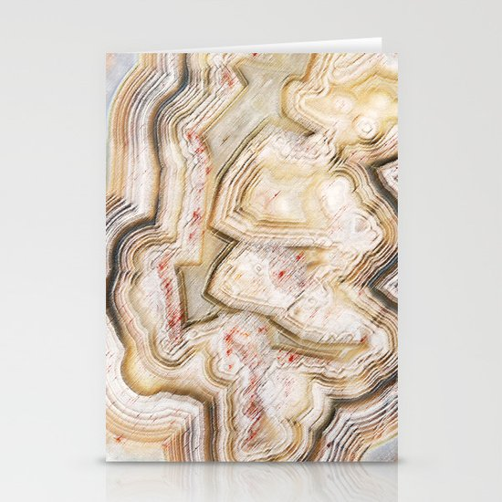 Marble Natural Stationery Cards