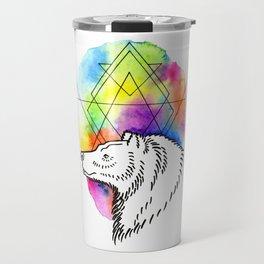 Bear Tarot Travel Mug