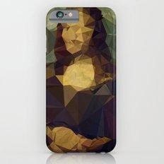 Creased Lisa iPhone 6s Slim Case
