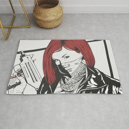Redheads do it better ;) Rug