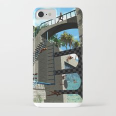 Optical Illusion - Tribute to Escher iPhone 7 Slim Case