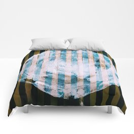 Full Cold Moon Comforters