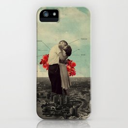 NeverForever iPhone Case