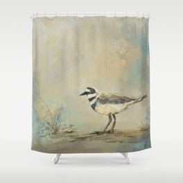 Shore Bird 2945 Shower Curtain
