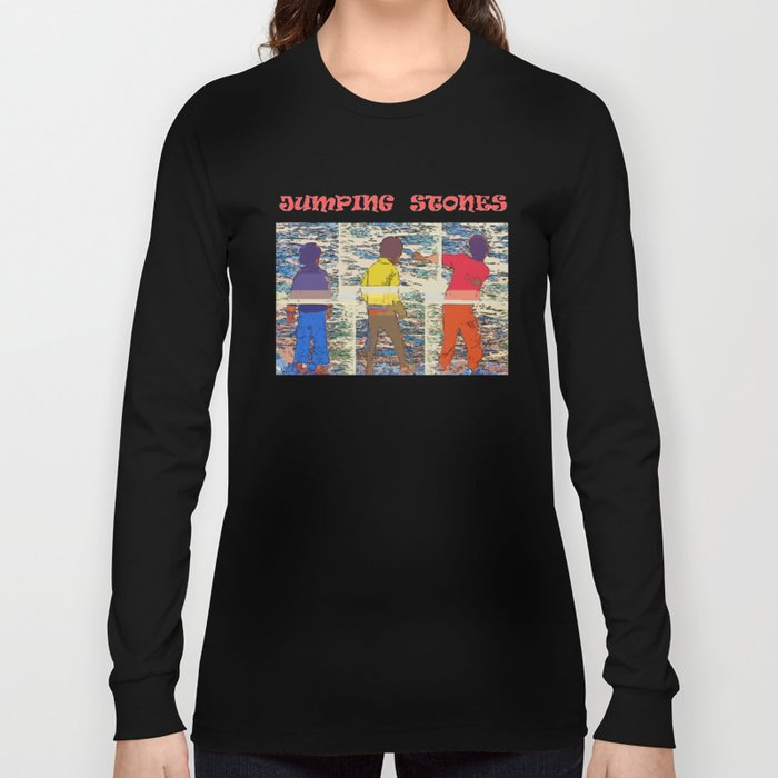Jumping Stones Long Sleeve T-shirt