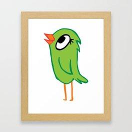 Emily Bird Framed Art Print