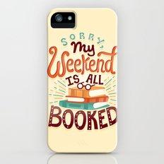 I'm booked iPhone (5, 5s) Slim Case