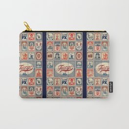 Far Out Fargo Carry-All Pouch