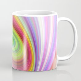 Happy Winter Eye Coffee Mug