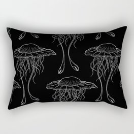 #3 Jellyfish Series Rectangular Pillow