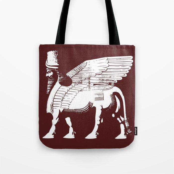 Lamassu Tote Bag