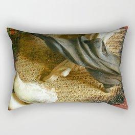 Expo sculptures Rectangular Pillow